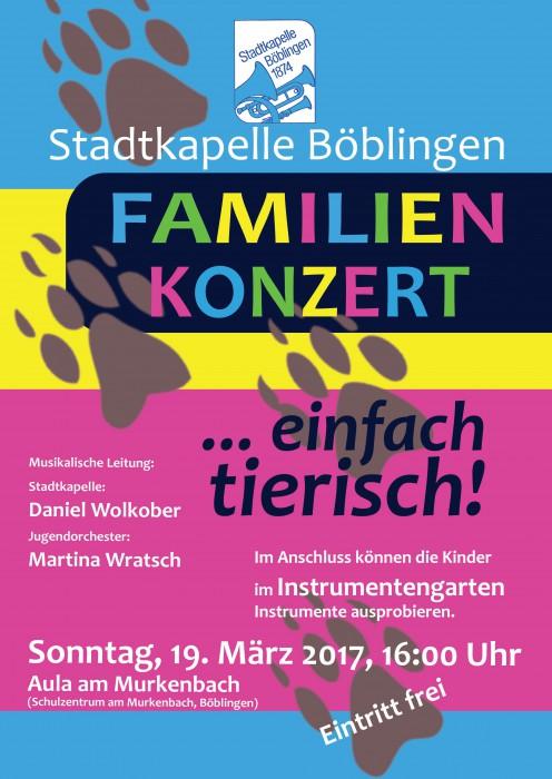 Familienkonzert 2017